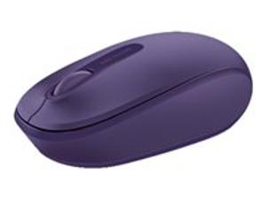 Imagen de Mouse Microsoft inalámbrico 1850 diestro y zurdo