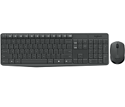 Imagen de Logitech - Set Teclado y mouse - Inalámbrico  - USB