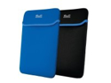 Imagen de Klip Xtreme - Notebook sleeve - 14.1 in - Black blue - neoprene reversable