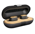 Imagen de House of Marley Liberate Air - Auriculares inalámbricos con micro - en oreja  - Bluetooth - negro exclusivo