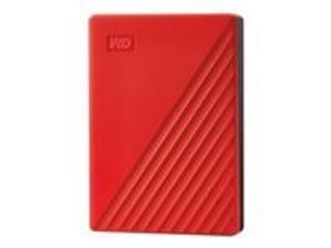 Imagen de WD My Passport WDBPKJ0040BBL - Disco duro - cifrado - 4 TB
