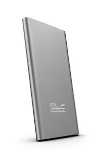 Imagen de Klip Xtreme KBH-175 - Cargador portátil - 8000 mAh  - 2 conectores de salida (USB) - plata