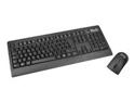 Imagen de Klip Xtreme KCK-265S - Juego de teclado y ratón - inalámbrico