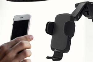 Imagen de Klip Xtreme - Car holder/charger - Carga inalámbrica- KMA-610